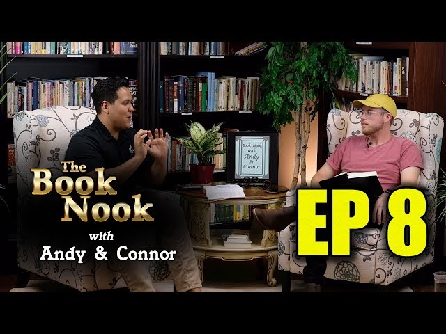 The Book Nook - Ep.8 Big People, Little God - Part 1