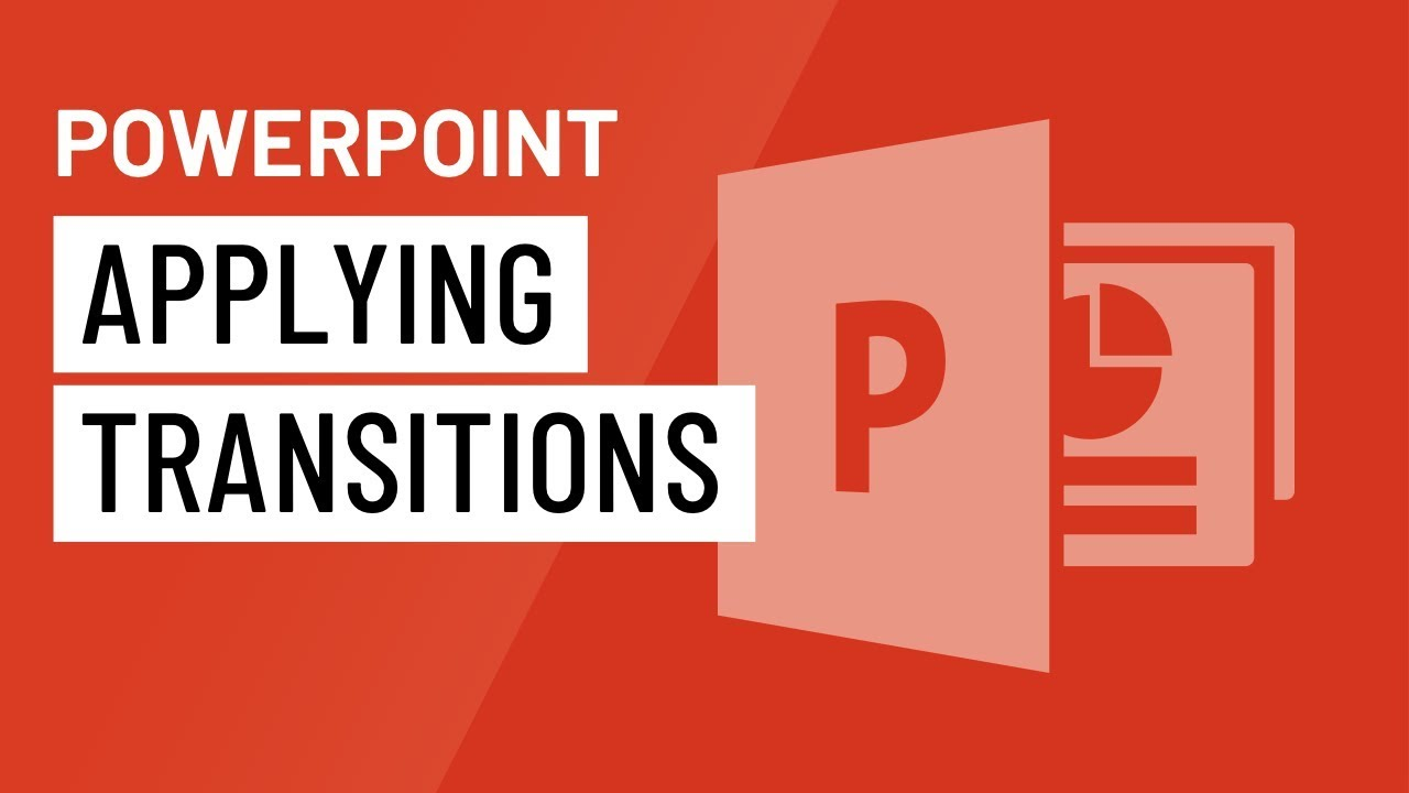 PowerPoint: Applying Transitions