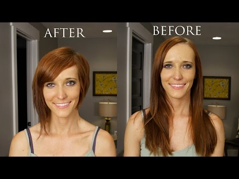 Daring Asymmetric Choppy Hairstyle For Women