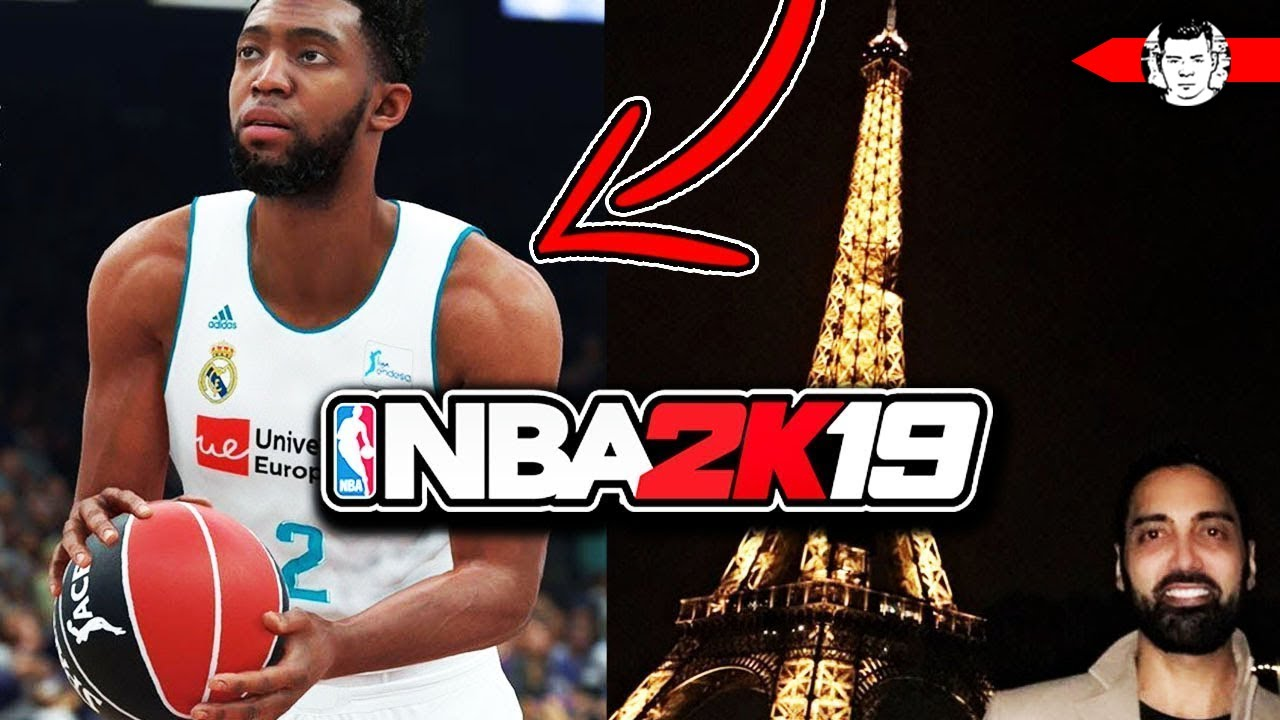 NEW My Career STORY for NBA 2K19 LEAKED