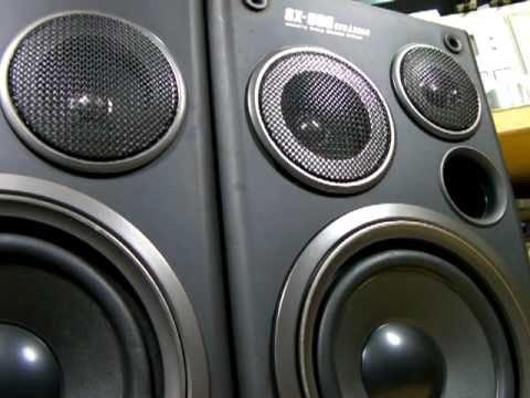 aiwa speakers sx