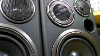 AIWA SX-880 strasser SpeakerSystem (Bass I Love You)