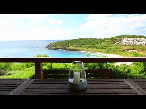 Indigo Sky Villa..Overlooking beach in Indigo Bay, St Maarten