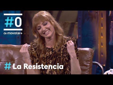 LA RESISTENCIA - Entrevista a Cristina Castaño   #LaResistencia 19.02.2019