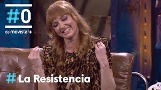 LA RESISTENCIA - Entrevista a Cristina Castaño | #LaResistencia 19.02.2019