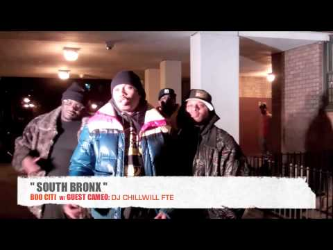 "BOO CITI video shoot for "" SOUTH BRONX """