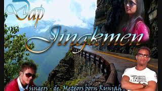 "Jingrwai thymmai ""Tang bad phi"" na ka album ""Dap jingkmen"" singer Mr. D.Rynjah & Miss. M.Buhphang"