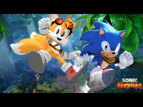 Sonic Generations- Sonic Boom MOD *NEW* made by- Gavin ...