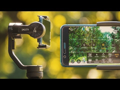 next-level-phone-filmmaking:-zhiyun-smooth-4-gimbal-review