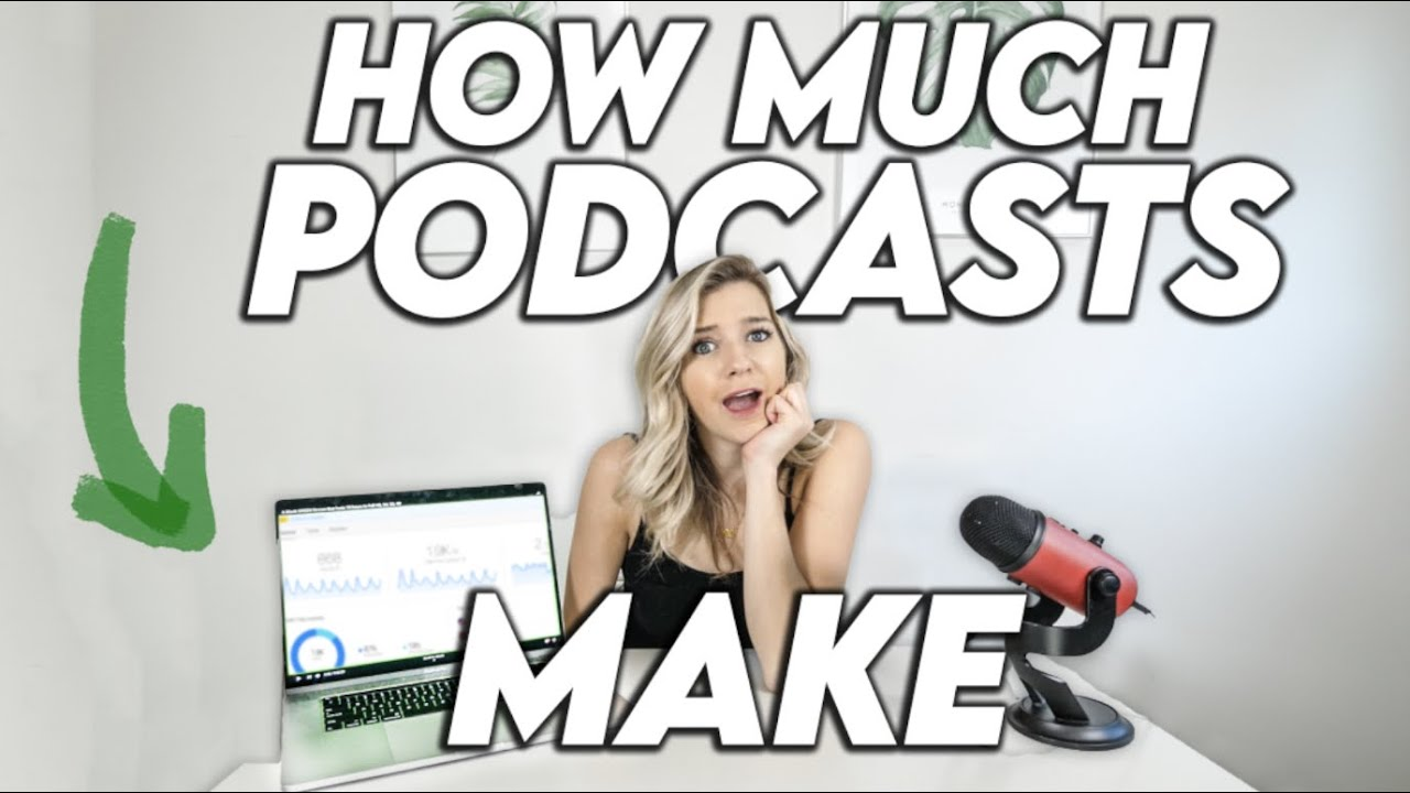 This Is How Much Money A Podcast With 50,000 Downloads Makes