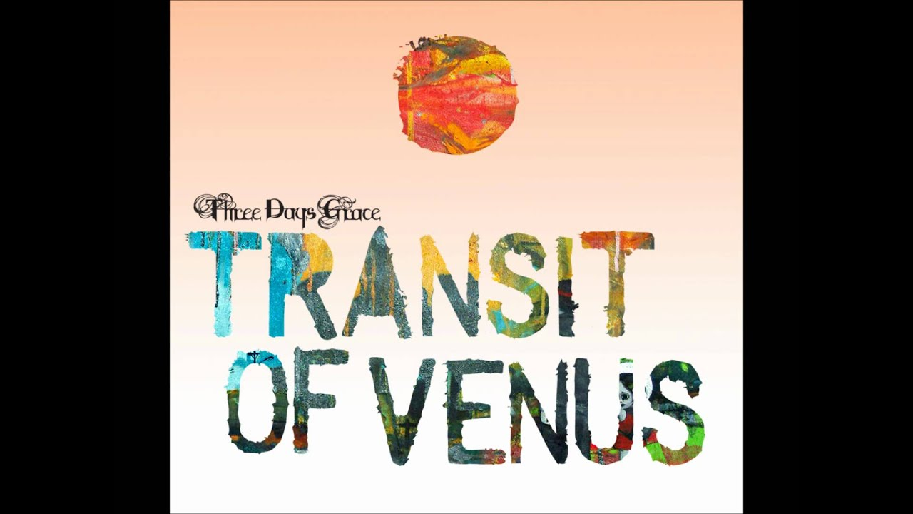 Three Days Grace - The High Road (TRANSIT OF VENUS)  [with lyrics]