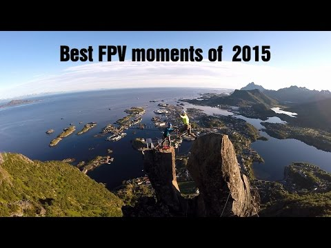 Best FPV moments of 2015