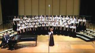 Psalm of Hope - SSAA (15-96835)