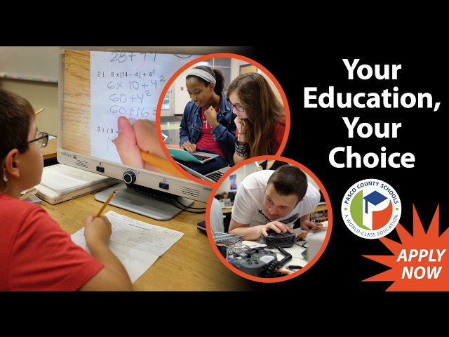 School Choice Message from Superintendent Browning
