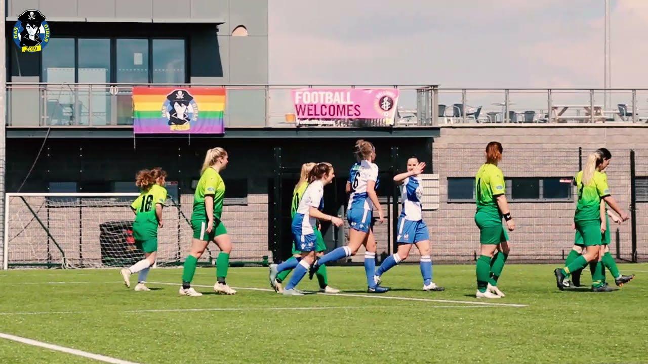 Match Highlights | Bristol Rovers Women's FC Vs Cotswold Rangers
