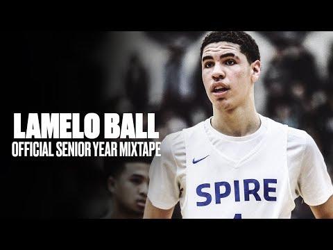 LaMelo Ball OFFICIAL Senior Season Mixtape - Most Hyped Season in HS History?