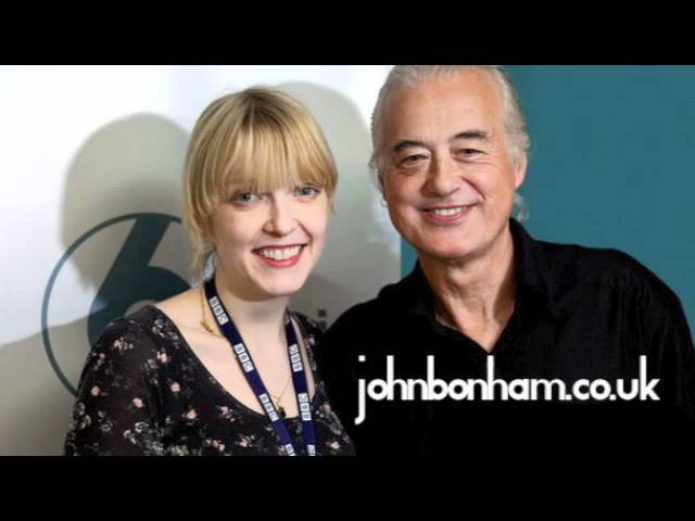 Jimmy Page Interview The John Bonham Story Bbc Radio 6 Music Youtube