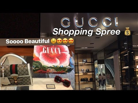 SHOPPING SPREE AT GUCCI WITH SUGARDADDY!