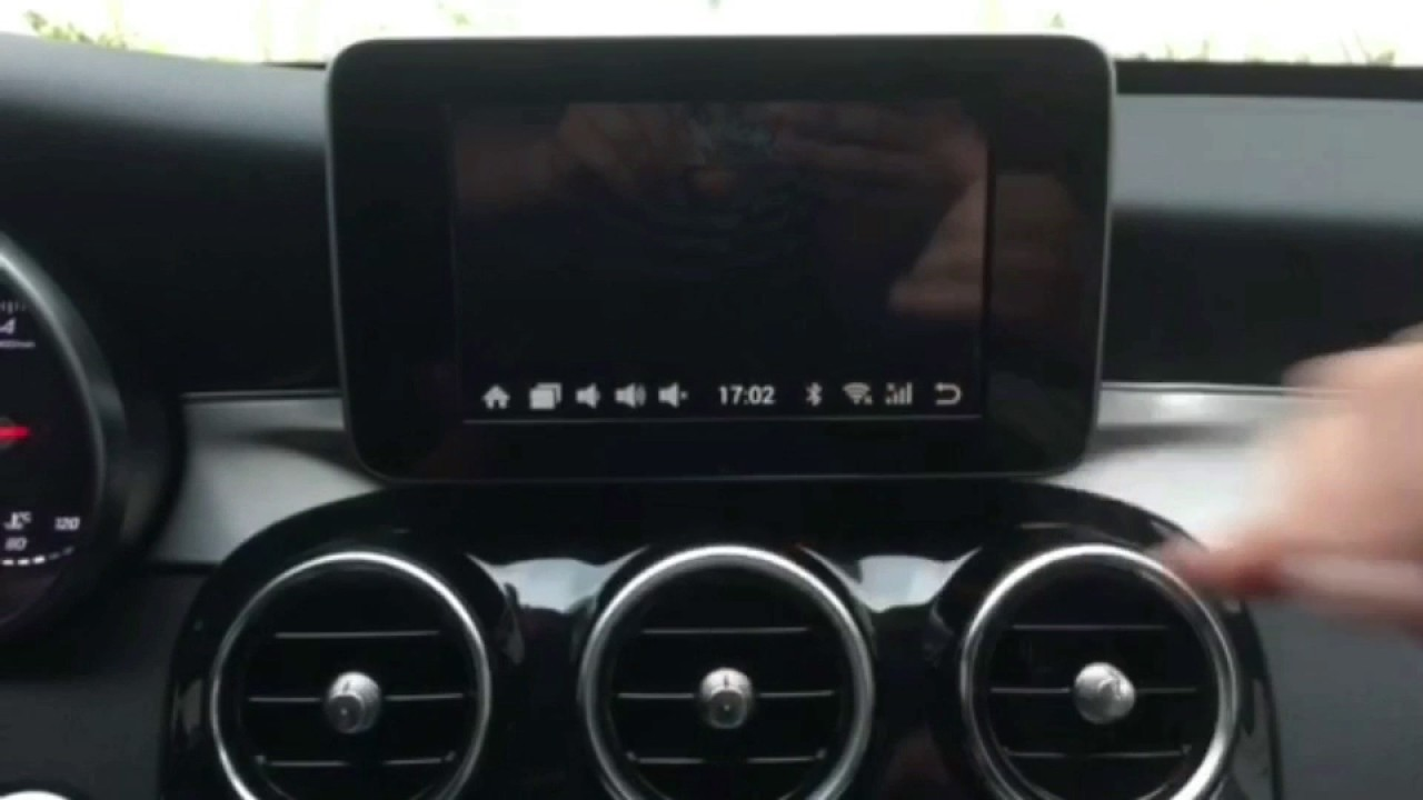 Mercedes Benz NTG5 0/5 1 GPS Upgrade
