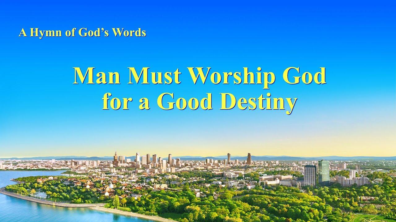 """Man Must Worship God for a Good Destiny"" | English Gospel Song With Lyrics"