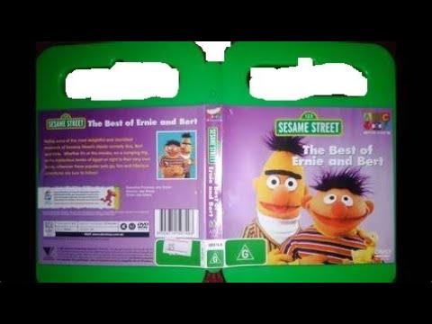 Download 123 Sesame Street Home Video The Best Of Ernie And Bert Australian DVD