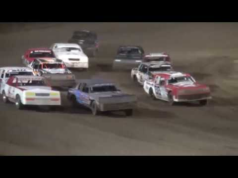 IMCA Hobby Stock feature Independence Motor Speedway 4/28/18