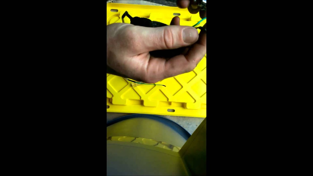 How To Replace The Wires On A Ninja 250 Turn Signal Easy Way Replacing Wiring Harness Motorcycle