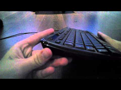Microsoft Wired Keyboard 600 Review