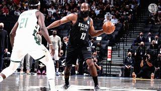 Brooklyn Nets Highlights vs. Milwaukee Bucks | Game 5