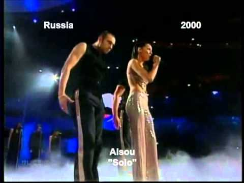 Eurovision Song Contest Runners-up // Part 2: 1984 - 2013