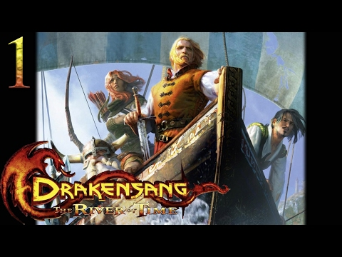 Let's Play - Drakensang: The River of Time - 01 Four Travelers