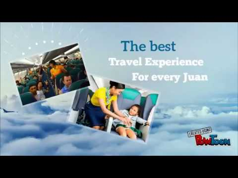 Cebu Pacific TV Advertisement - PR Project