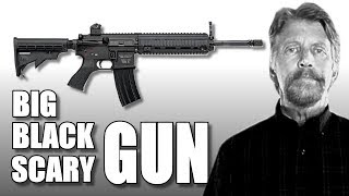 Big Black Scary Gun