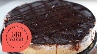 Çikolatalı Dondurma Pastası (SADECE 5 MALZEME!) - İdil Yazar - Yemek Tarifleri