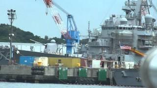 海上自衛隊 第2術科学校→横須賀地方総監部 海上シャトル