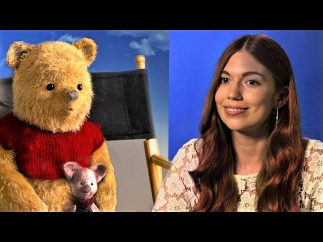 Interview with Winnie the Pooh for Christopher Robin (2018)