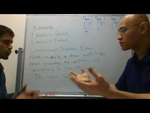 Arnab Chakraborty on The Monty Hall Problem and Bayes