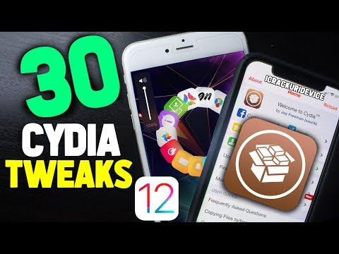 Top 30 iOS 12 1 2 Jailbreak Cydia Tweaks for Unc0ver iOS 12