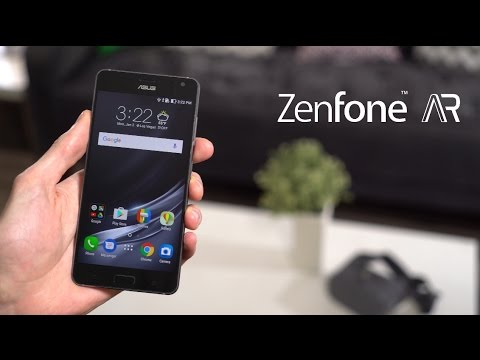 Meet the ZenFone AR | ASUS