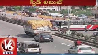 Telangana Government Issued Orders over Speed Limit on Highways | V6 New