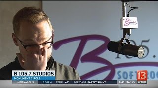 B105.7 Morning Show: Best view in Indy radio