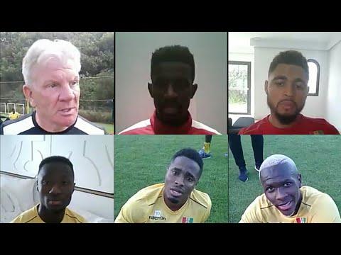 Rassemblement du SYLI à El Jadida - Réactions du sélectionneur et de quelques joueurs de l'équipe