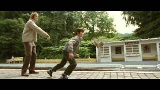 Mr. Nobody -  train station scene