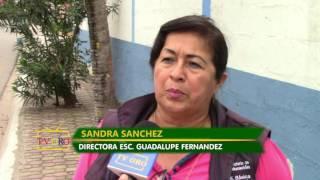 LA ESCUELA GUADALUPE FERNANDEZ DE CASTRO EN LA IBERIA EMPEZO EL AÑO ESCOLAR 2017-2018