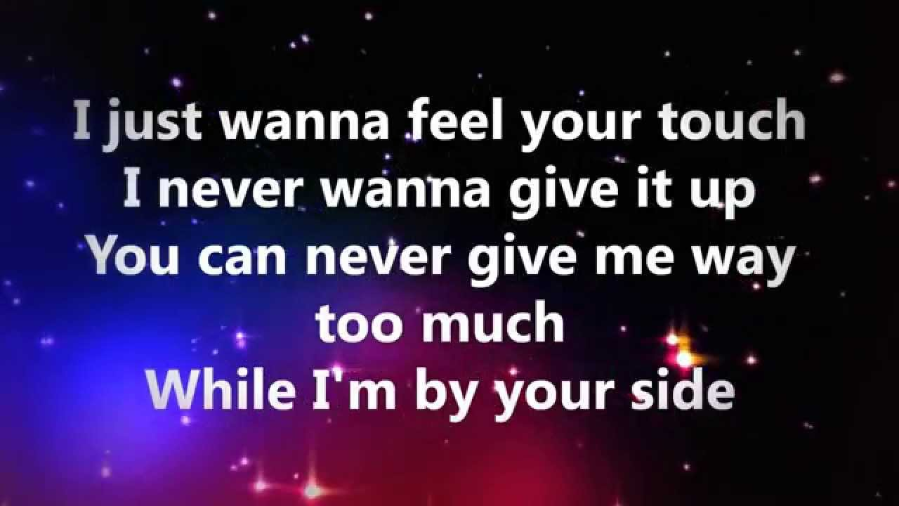 Little Mix ~ Touch ~ Lyrics (+Audio) - YouTube