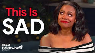 Sad News For Kandi Burruss & Todd #RHOA