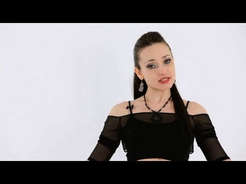 How to Do Piston Hips | Belly Dancing