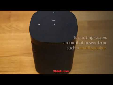 sonos-one-review