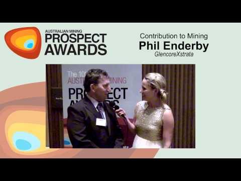 Contribution to Mining: Phil Enderby - GlencoreXstrata