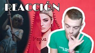 REACCIÓN PIDO TREGUA - ALBA RECHE // Josito Bang